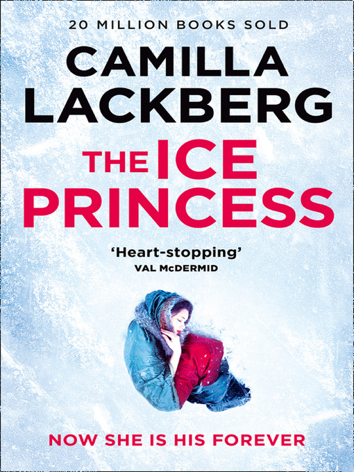 Title details for The Ice Princess by Camilla Lackberg - Wait list