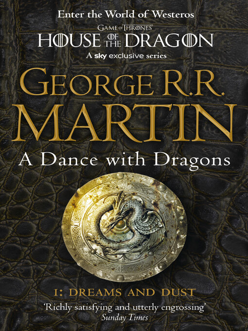Title details for A Dance with Dragons, Part 1 by George R.R. Martin - Wait list