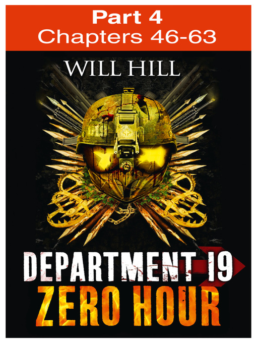 Title details for Zero Hour, Part 4 of 4 by Will Hill - Available