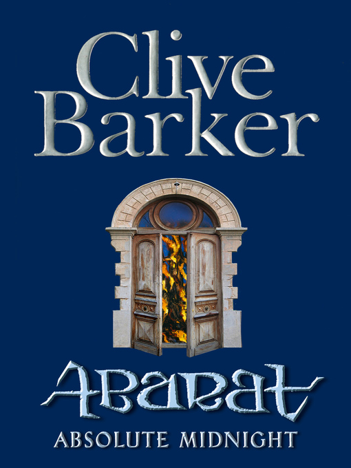 Title details for Absolute Midnight by Clive Barker - Available