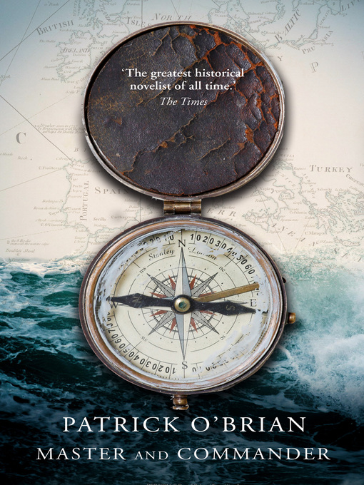 Title details for Master and Commander by Patrick O'Brian - Wait list