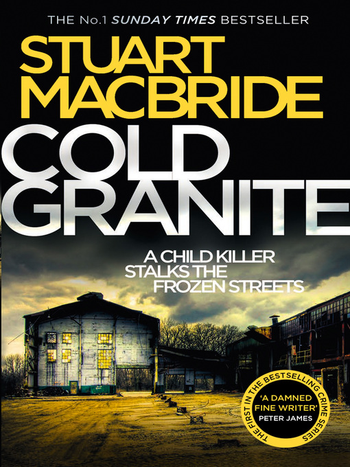 Title details for Cold Granite by Stuart MacBride - Wait list