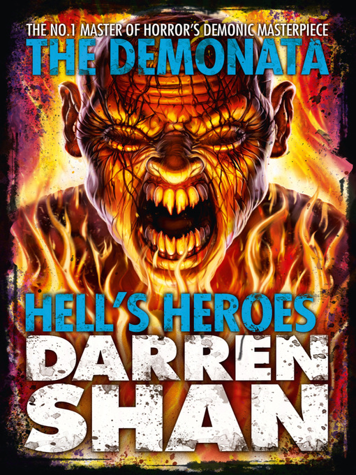Cover of Hell's Heroes
