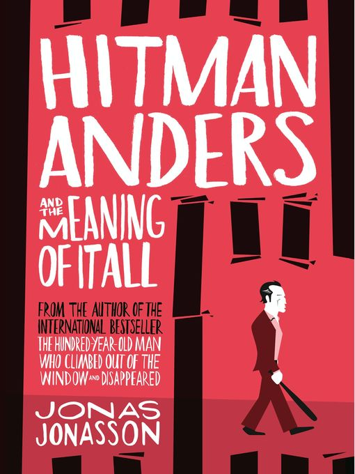 Cover of Hitman Anders and the Meaning of It All