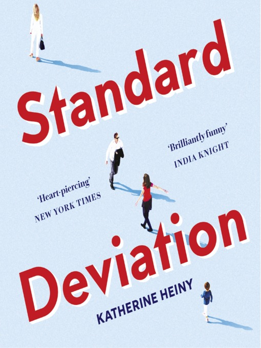 Title details for Standard Deviation by Katherine Heiny - Wait list