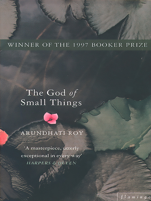 Title details for The God of Small Things by Arundhati Roy - Wait list
