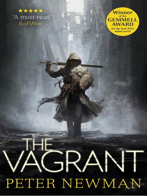 Title details for The Vagrant by Peter Newman - Wait list