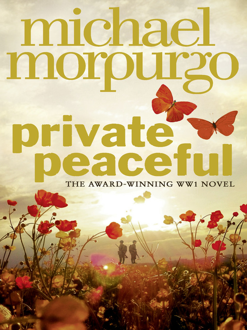 Cover of Private Peaceful