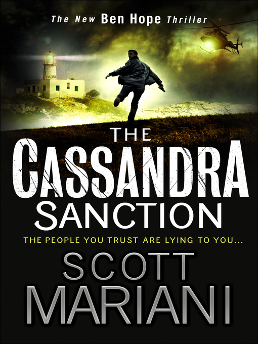 Title details for The Cassandra Sanction by Scott Mariani - Available