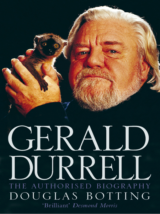 gerald durrel Gerald durrell is district 13 male tribute for the vengeance games gerald never knew his father who sadly died when he was young he was raised by his mother and grandfather along with his younger sister molly.