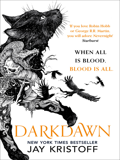 Title details for Darkdawn by Jay Kristoff - Available
