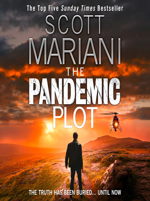 Title details for The Pandemic Plot by Scott Mariani - Wait list
