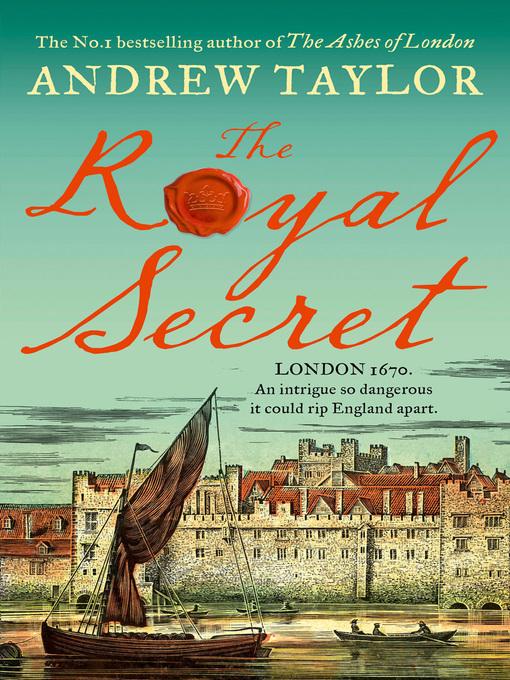 Title details for The Royal Secret by Andrew Taylor - Wait list