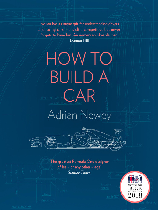 Title details for How to Build a Car by Adrian Newey - Available