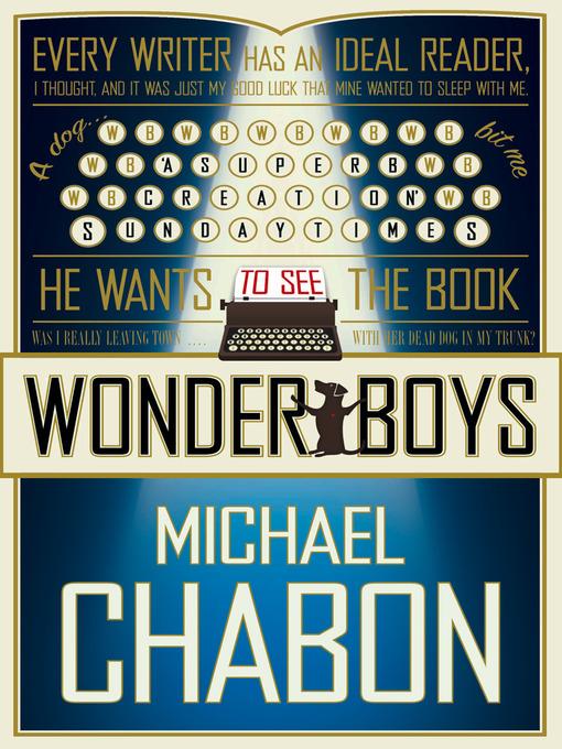 Title details for Wonder Boys by Michael Chabon - Wait list