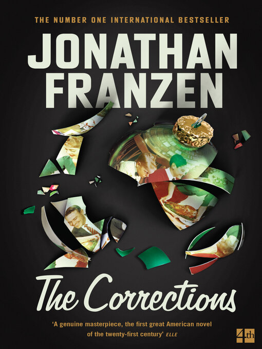 Title details for The Corrections by Jonathan Franzen - Wait list
