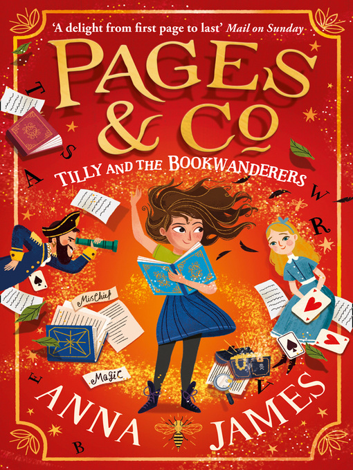 Title details for Tilly and the Bookwanderers by Anna James - Available