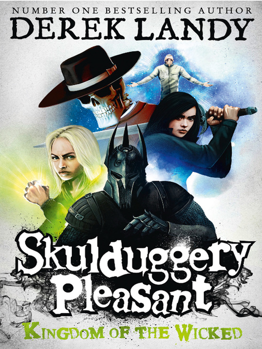 Kingdom of the Wicked Skulduggery Pleasant Series, Book 7