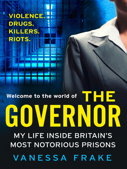 Title details for The Governor by Vanessa Frake - Wait list