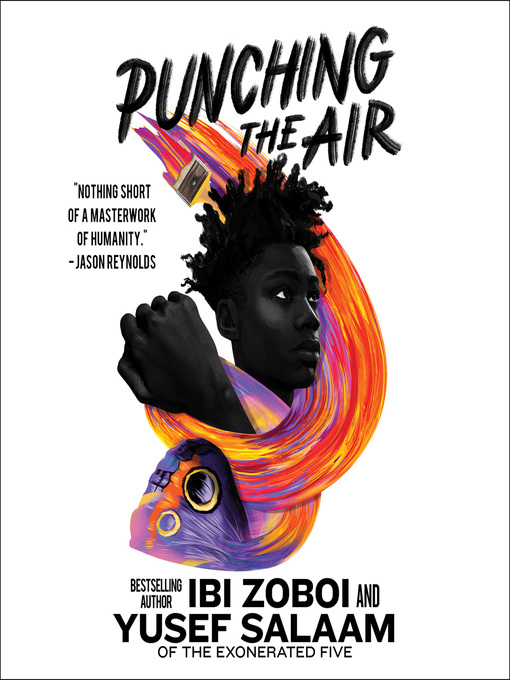 Title details for Punching the Air by Ibi Zoboi - Wait list