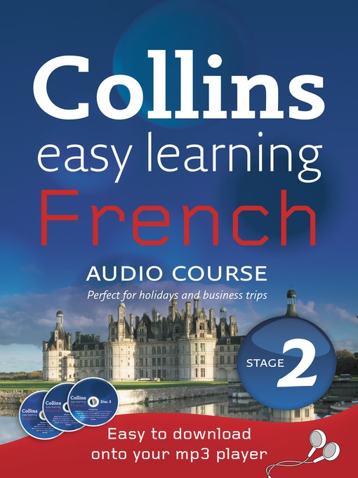 Cover of French Easy Learning, Level 2