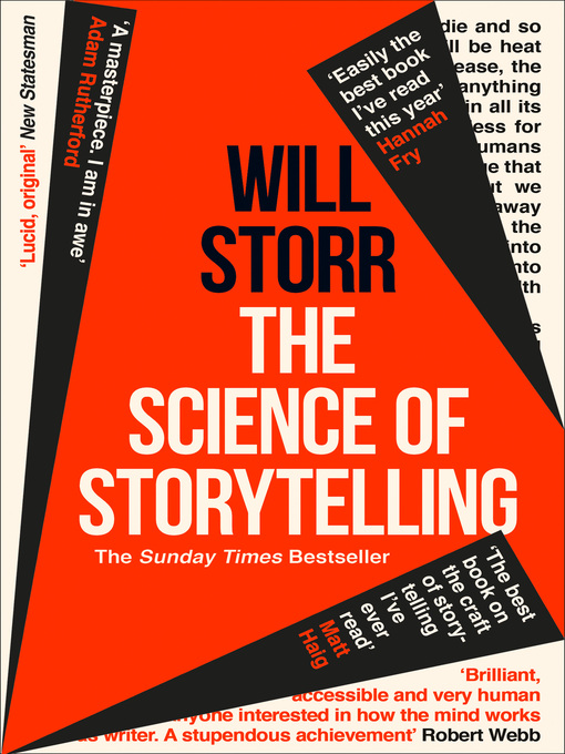 Title details for The Science of Storytelling by Will Storr - Wait list