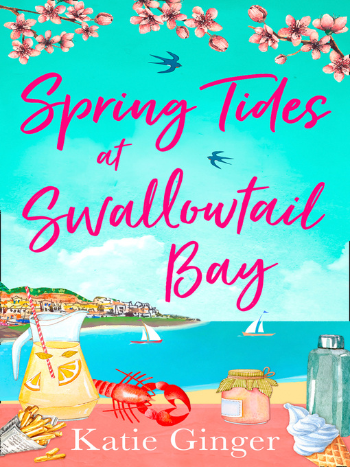 Title details for Spring Tides at Swallowtail Bay by Katie Ginger - Wait list