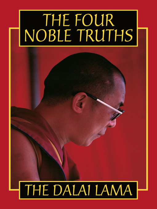 four noble truths thesis Bhikkhu bodhi explains in a very clear and inspiring way the noble eightfold  in  other contexts, the buddha taught the four true realities for the spiritually.