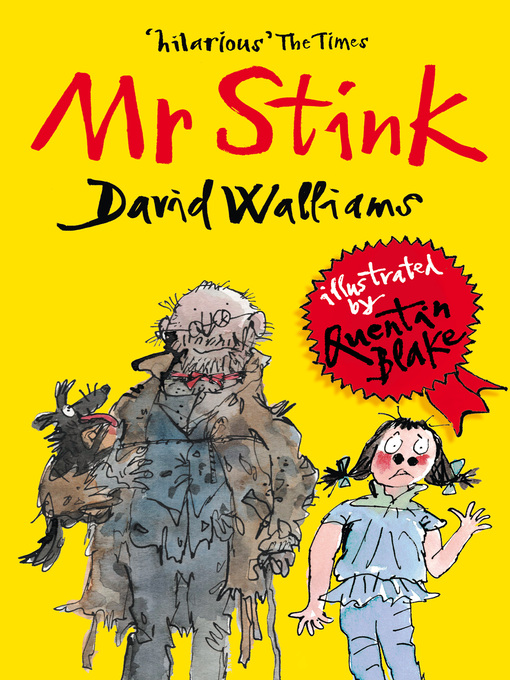 Title details for Mr Stink by David Walliams - Available