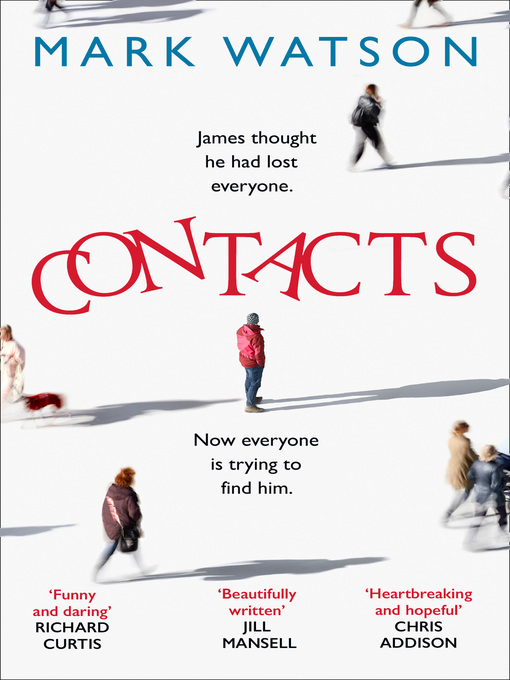 Title details for Contacts by Mark Watson - Wait list