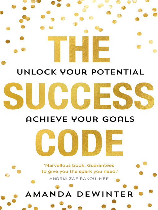 Title details for The Success Code by Amanda Dewinter - Available