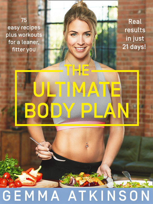 Title details for The Ultimate Body Plan by Gemma Atkinson - Wait list