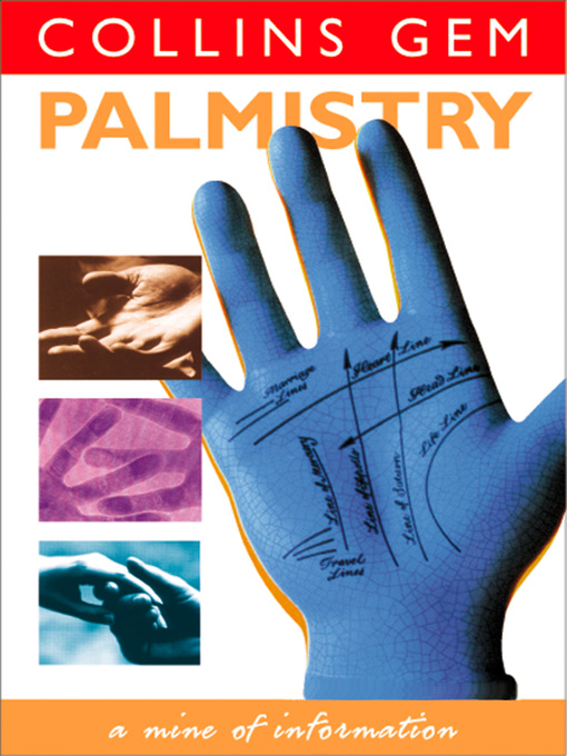 Title details for Palmistry by Collins - Wait list