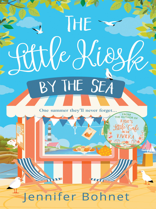 Title details for The Little Kiosk by the Sea by Jennifer Bohnet - Available