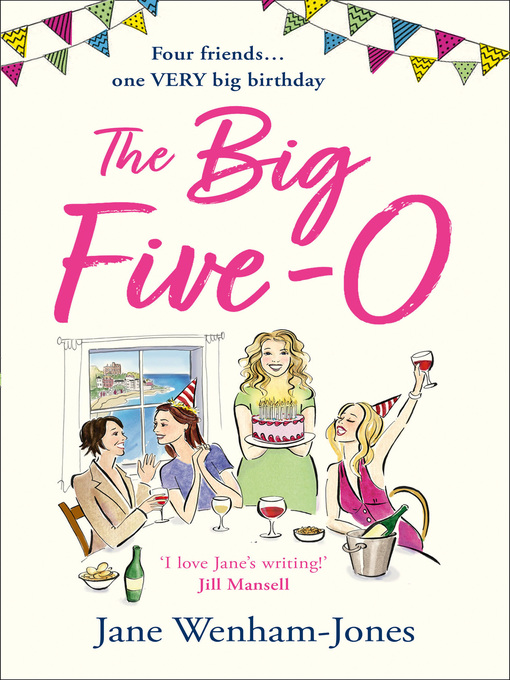 Title details for The Big Five O by Jane Wenham-Jones - Available