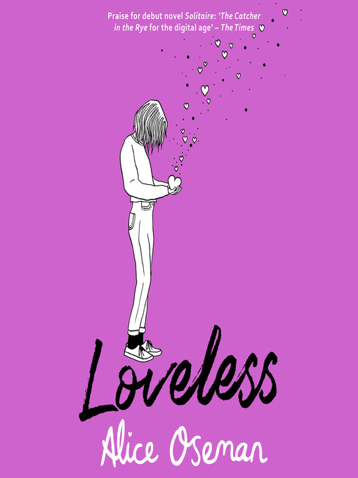 Title details for Loveless by Alice Oseman - Available