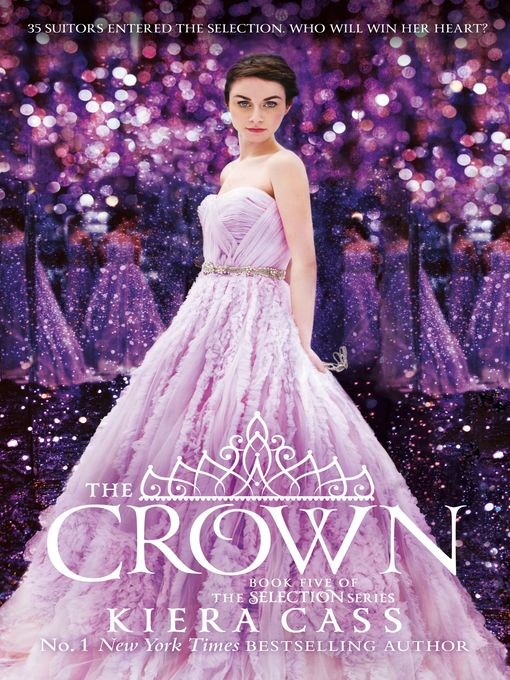 Title details for The Crown by Kiera Cass - Wait list