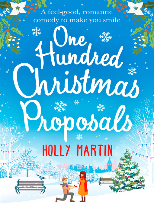 Title details for One Hundred Christmas Proposals by Holly Martin - Wait list