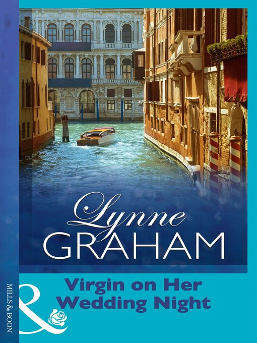 Title details for Virgin on Her Wedding Night by Lynne Graham - Wait list