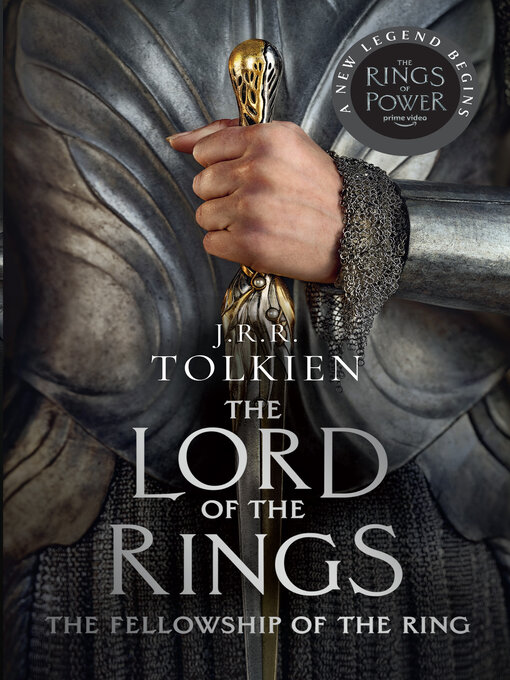 Title details for The Fellowship of the Ring by J. R. R. Tolkien - Wait list