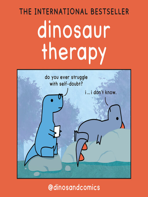 Title details for Dinosaur Therapy by James Stewart - Available