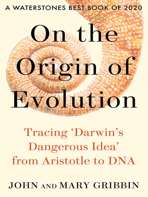 Title details for On the Origin of Evolution by John Gribbin - Wait list