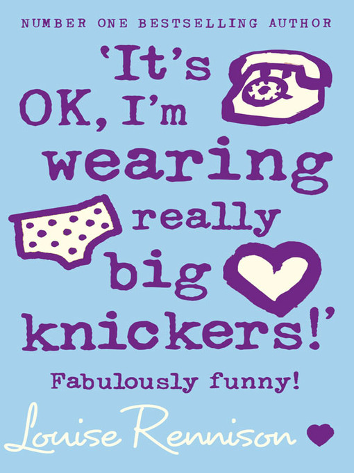 It's OK, I'm Wearing Really Big Knickers! - Listening Books