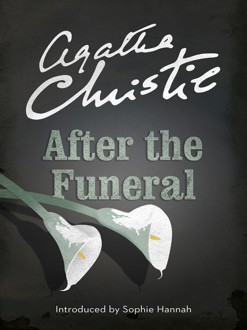 Title details for After the Funeral by Agatha Christie - Available
