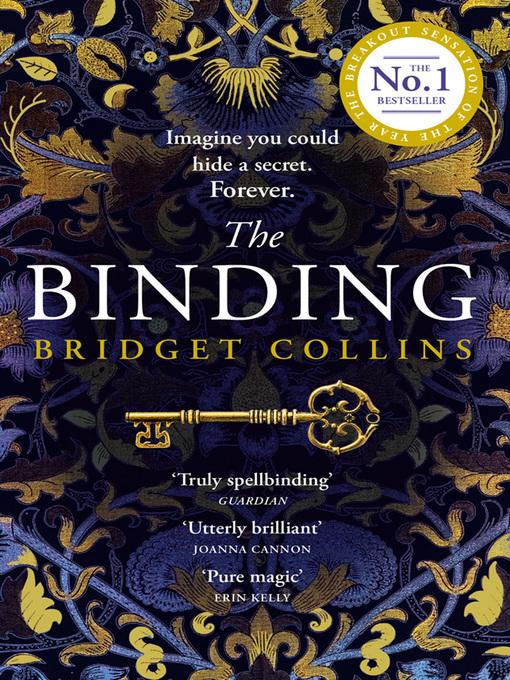 Title details for The Binding by Bridget Collins - Wait list
