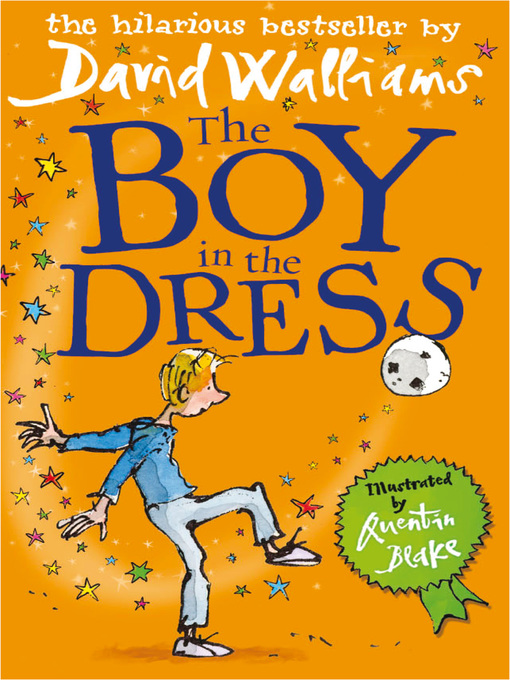 Title details for The Boy in the Dress by David Walliams - Available