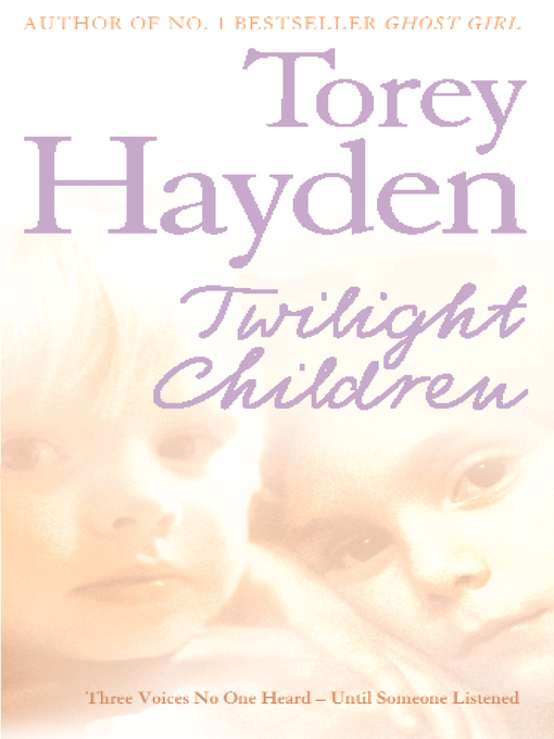 consequences of child abuse in one child by torey hayden One child by torey l hayden click here for the lowest price paperback, 9780399124679, 0399124675.