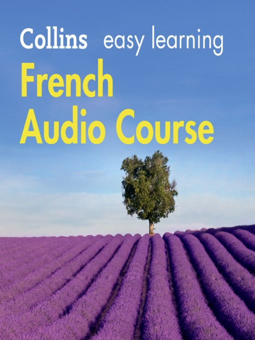 Title details for Easy Learning French Audio Course by Collins Dictionaries - Wait list