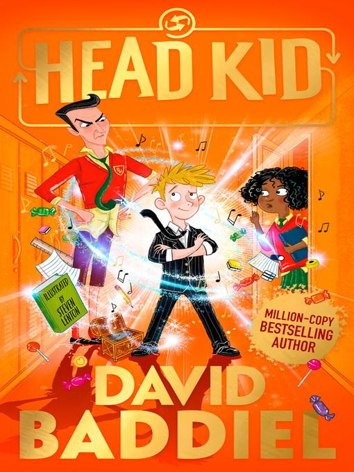 Title details for Head Kid by David Baddiel - Wait list