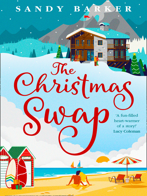 Title details for The Christmas Swap by Sandy Barker - Wait list